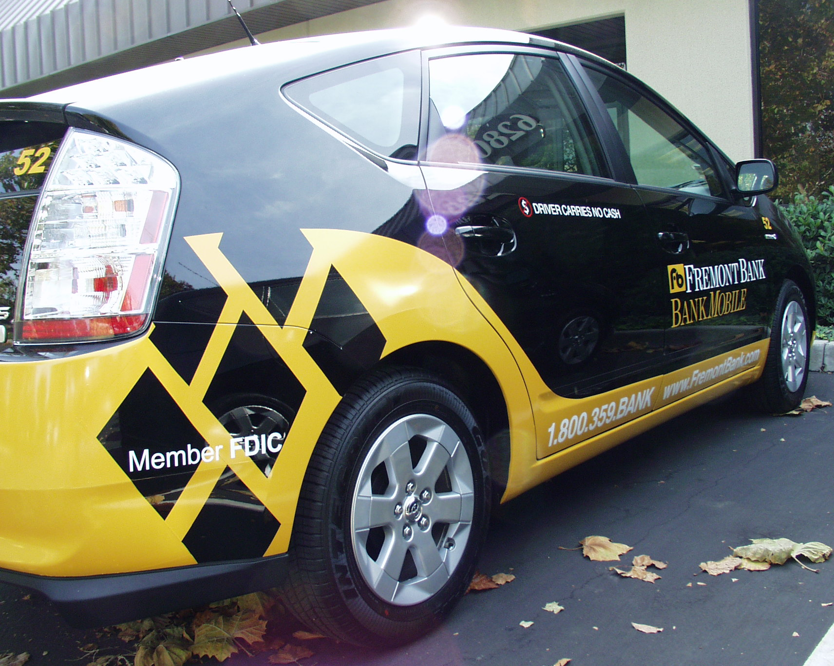 Advertising Car Wraps and Graphics in San Jose