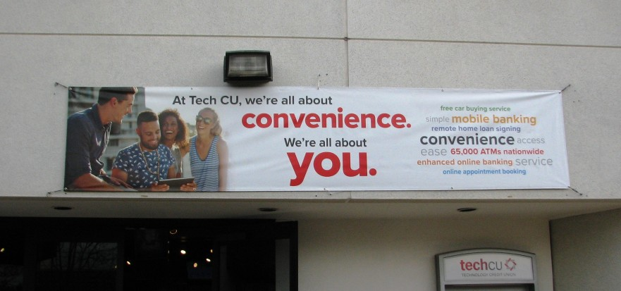 Business Banner for Advertising in San Jose, CA