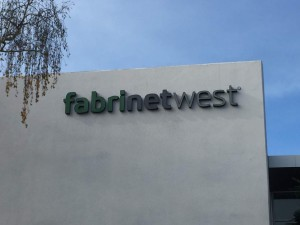 LED Illuminated Channel Letters - Fabrinet West