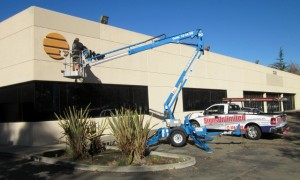 Building Sign Removal - InFocus