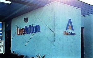Illuminated Channel Letters - LiveAction