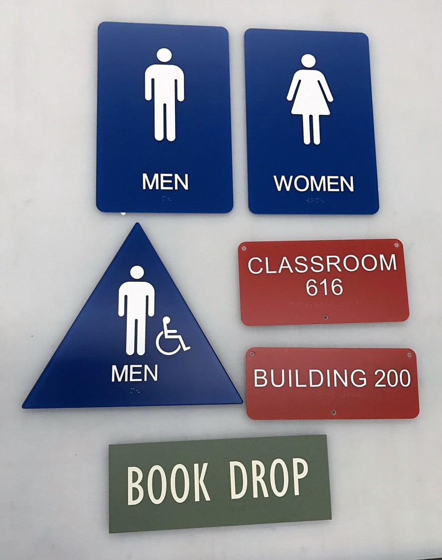 All Types of ADA Signs by Signs Unlimited