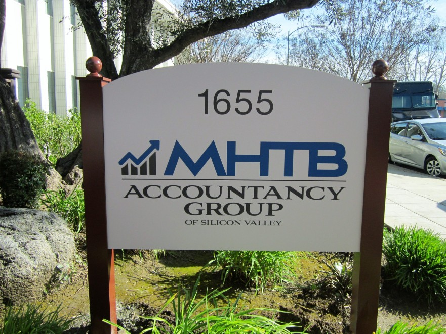 MHTB Monument Signs in San Jose, CA