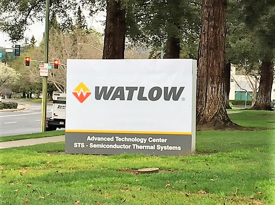 Watlow Yard Signs in San Jose, CA