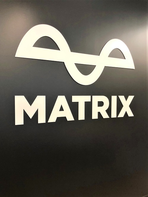Matrix Lobby Signs for Business in San Jose, CA