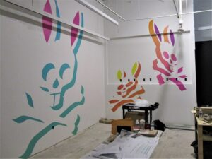 Decorative Office Wall Graphics in San Jose